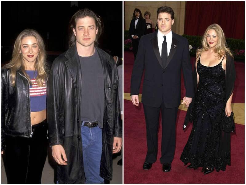 Brendan Fraser's family - ex-wife Afton Fraser
