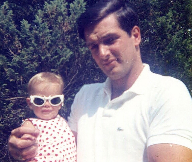 Brooke Shields' family - father Francis Alexander Shields