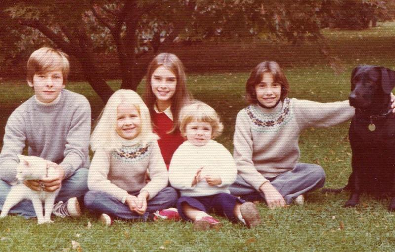Brooke Shields' siblings