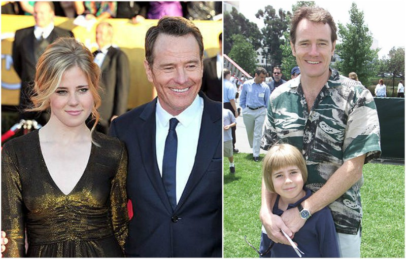 Bryan Cranston's children - daughter Taylor Cranston