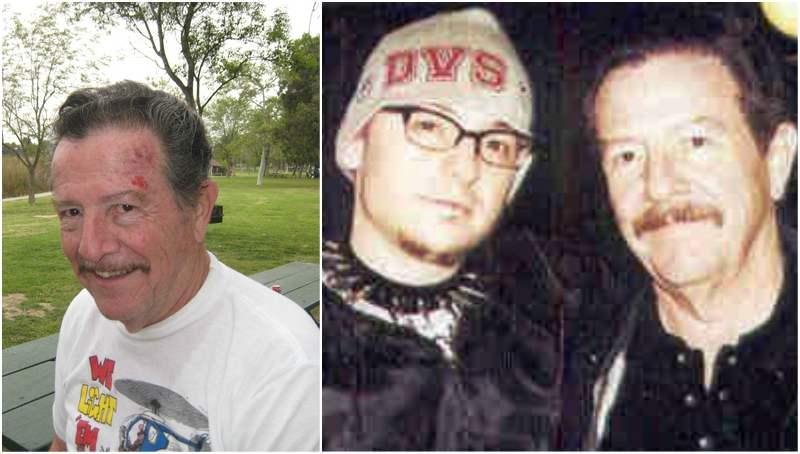 Chester Bennington's family - father Lee Russell Bennington