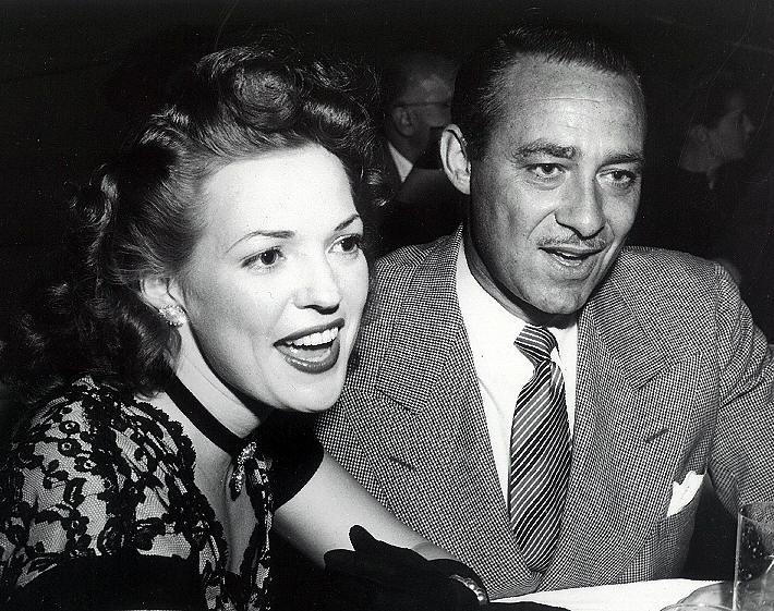 Chris Pine's family - maternal grandfather Max M. Gilford