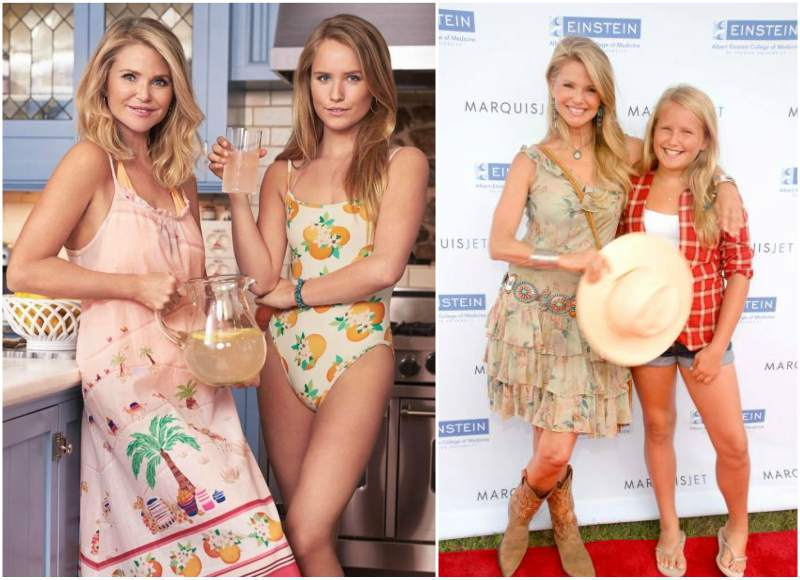 Christie Brinkley's children - daughter Sailor Lee Brinkley-Cook