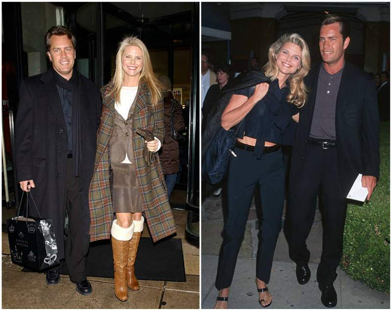 Christie Brinkley's family - ex-husband Peter Halsey Cook