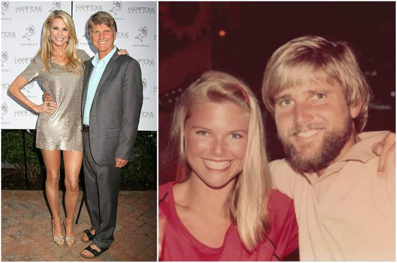 Christie Brinkley's siblings - brother Greg Brinkley