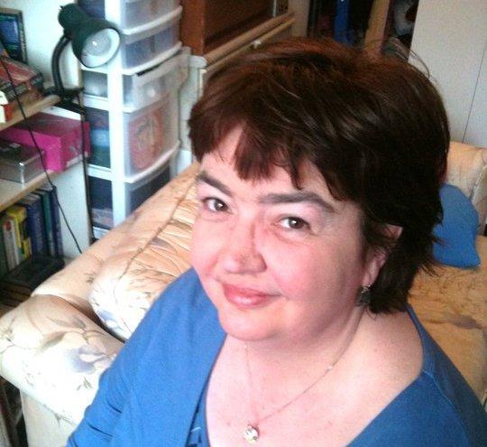Colin Mochrie's siblings - sister Lorraine Mochrie