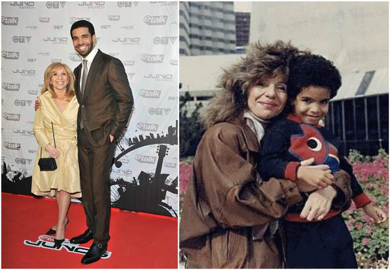 Rapper Drake's family - mother Sandi Graham
