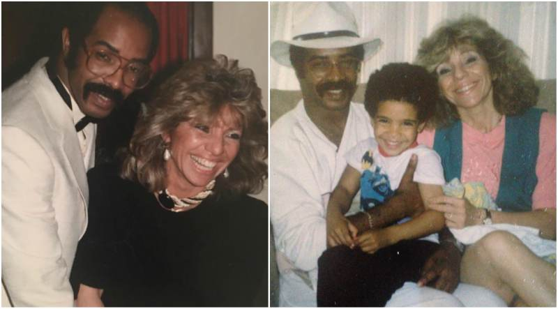 Rapper Drake's family - parents