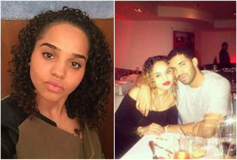 Rapper Drake's siblings - half sister Raemiah Julianna