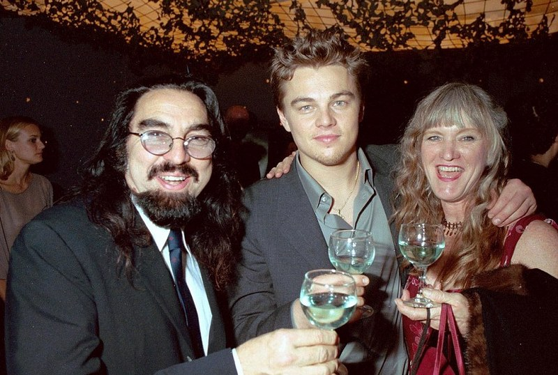 Leonardo DiCaprio's family - step-mother Peggy DiCaprio