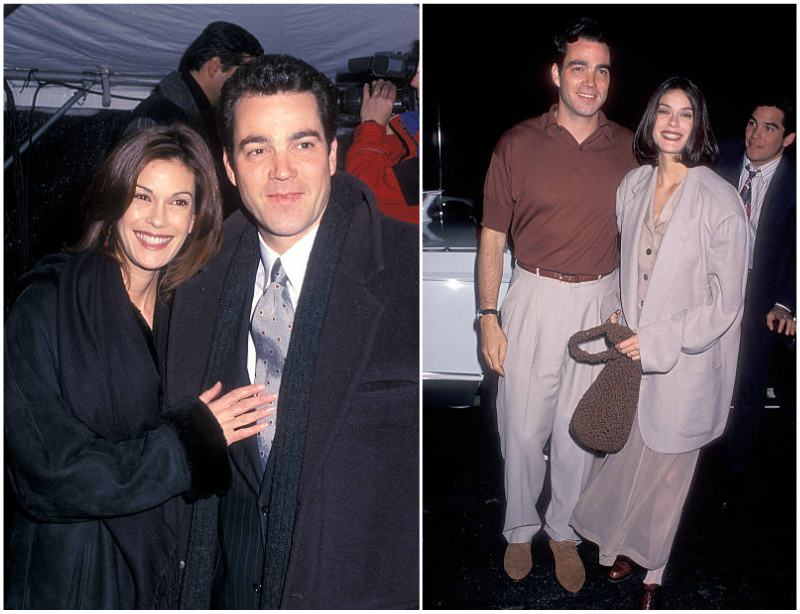 Teri Hatcher's family - ex-husband Jonathan Frederick Tenney
