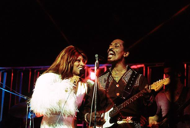 Tina Turner's family - ex-husband Ike Turner