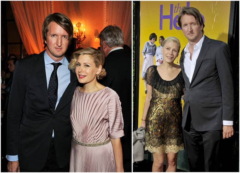 Tom Hooper's ex-fiancée Tara Subkoff