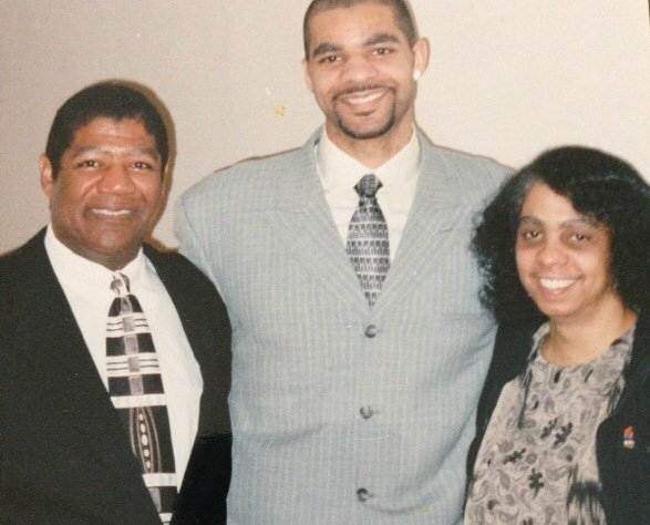 Carlos Boozer's family - parents