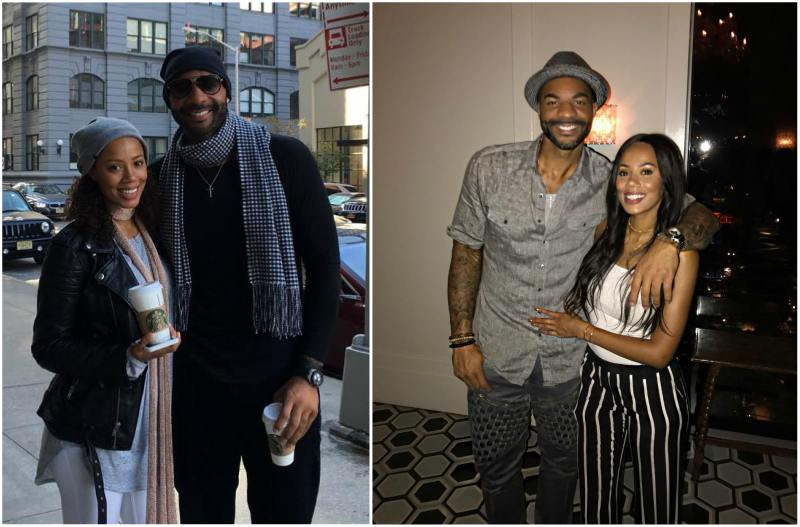 Carlos Boozer's family - wife Anishkah Smith
