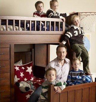 Elon Musk's children