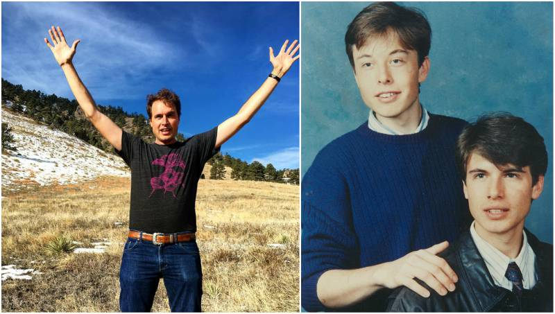 Elon Musk's siblings - brother Kimbal Musk