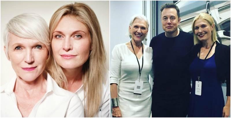 Elon Musk's siblings - sister Tosca Musk