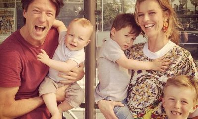 Eva Herzigova's family: parents, siblings, husband and kids