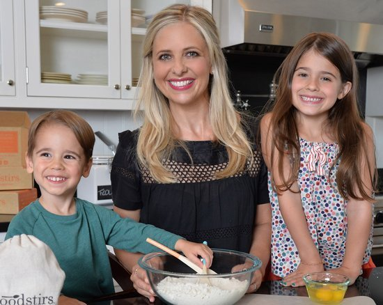 Freddie Prinze Jr. and Sarah Michelle Gellar's children