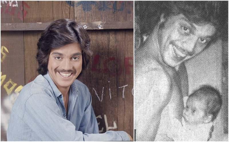 Freddie Prinze Jr. family - father Freddie Prinze Sr.