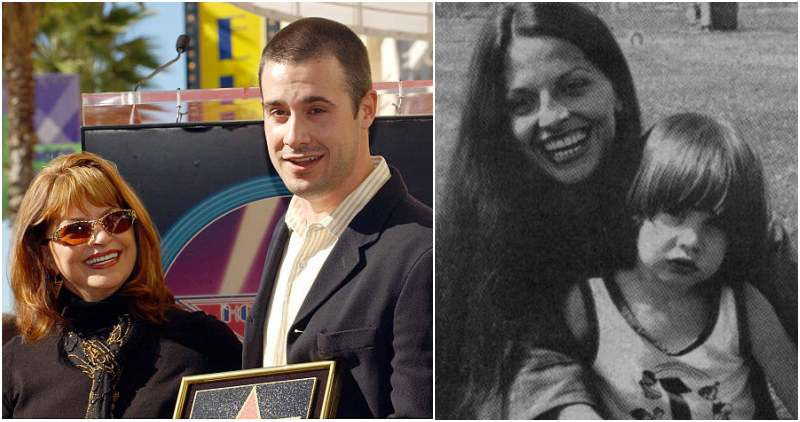 Freddie Prinze Jr. family - mother Kathy Prinze