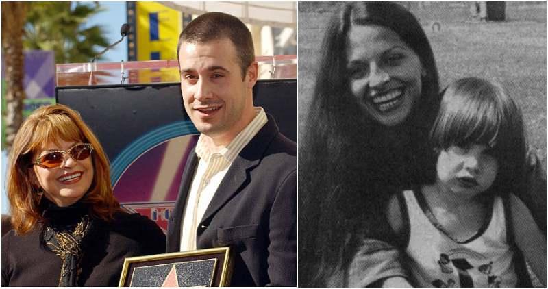 Freddie Prinze Jr. family - mother Kathy Prinze
