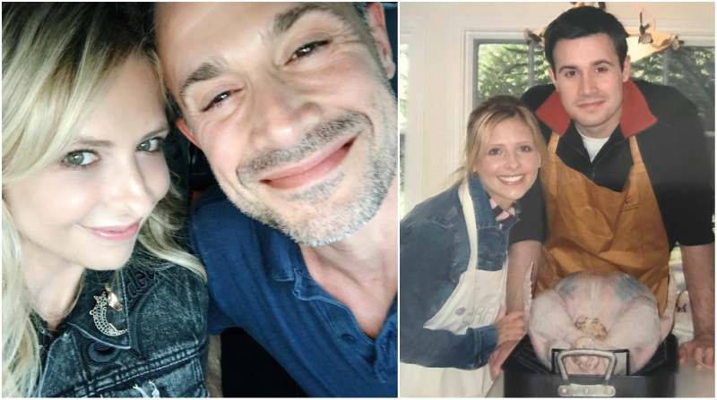 Freddie Prinze Jr. family - wife Sarah Michelle Gellar