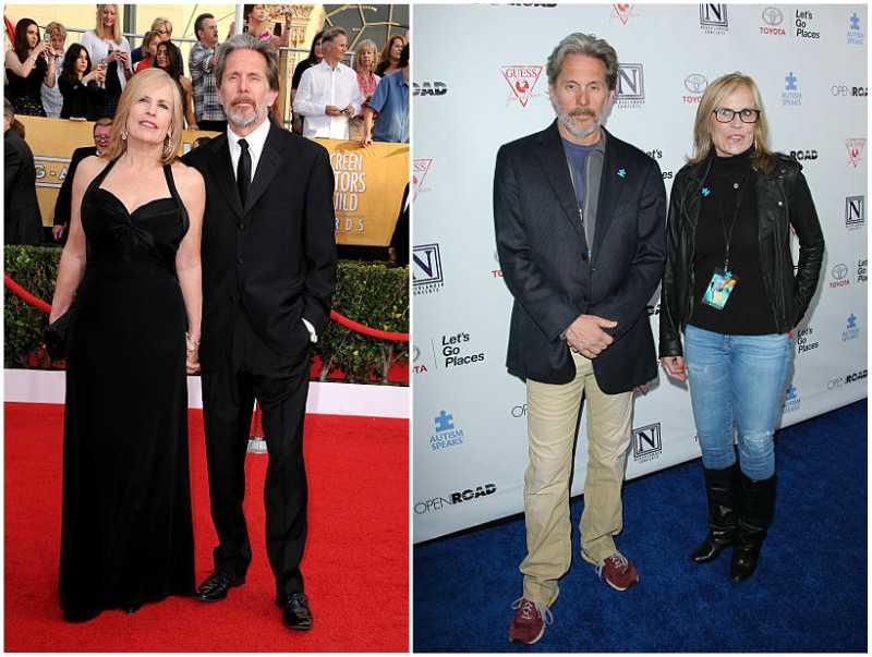 Gary Cole's family - ex-wife Teddi Siddall