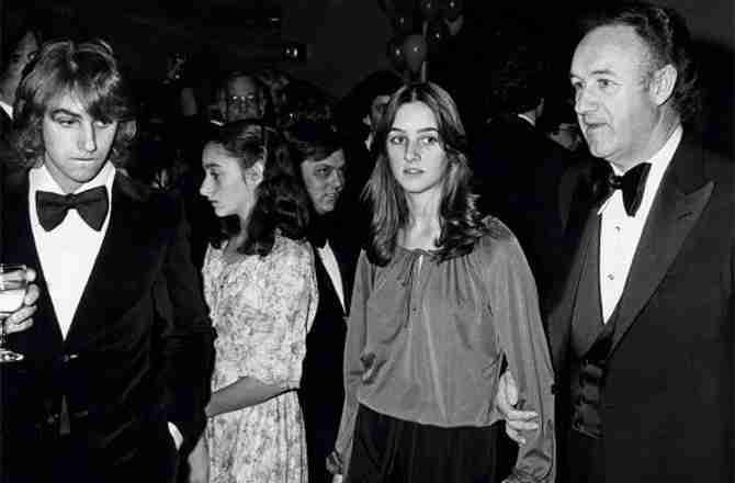 Gene Hackman's children