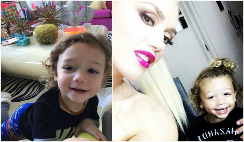 Gwen Stefani and Gavin Rossdale's children - son Apollo Bowie Flynn Rossdale