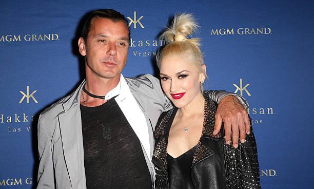 Gwen Stefani's family - ex-husband Gavin Rossdale