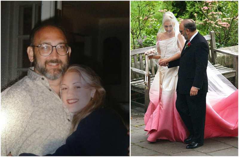 Gwen Stefani's family - father Dennis Stefani
