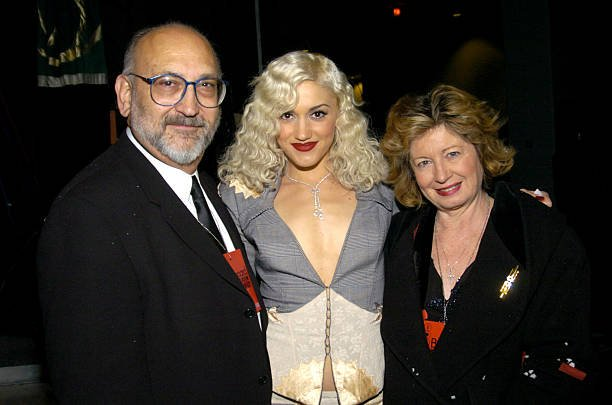 Gwen Stefani's family - parents
