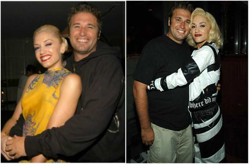 Gwen Stefani's siblings - brother Todd Stefani