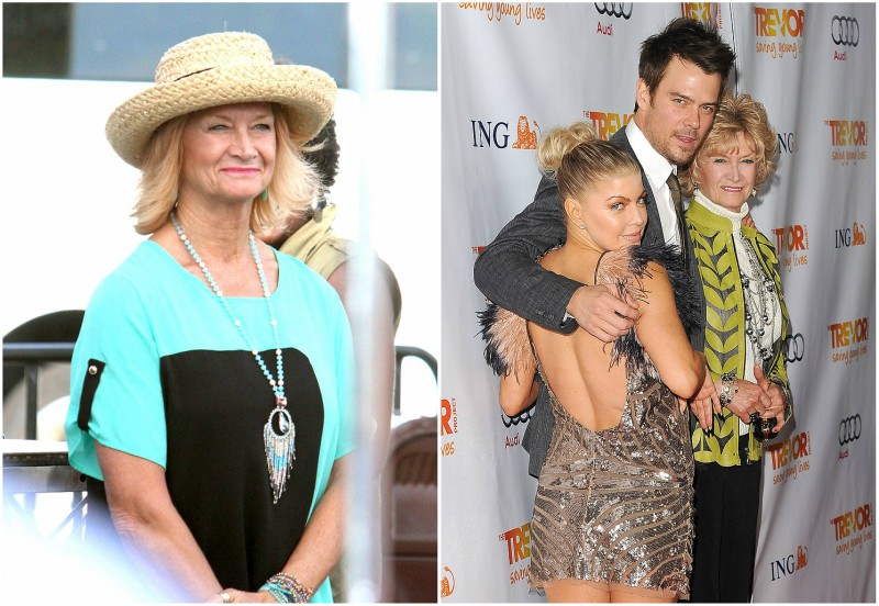 Josh Duhamel's family - mother Bonnie L. Kemper