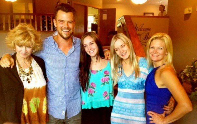 Josh Duhamel's siblings - sisters and mother