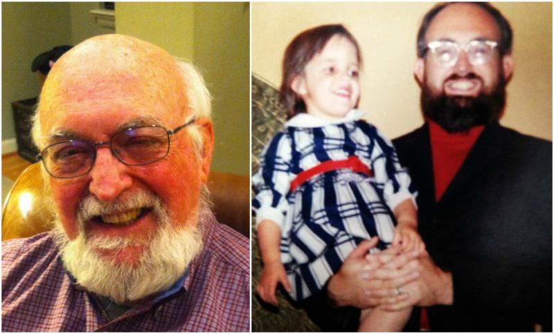 Kristin Davis' family - step-father Keith E. Davis