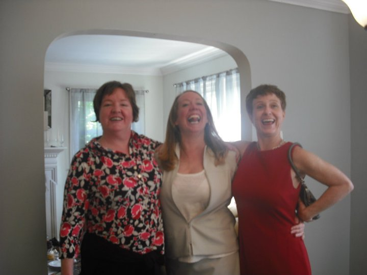 Kristin Davis' siblings - step-sisters