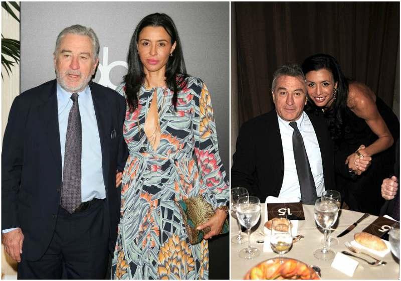 Robert De Niro's children - adopted daughter Drena De Niro