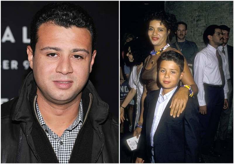 Robert De Niro's children - son Raphael De Niro