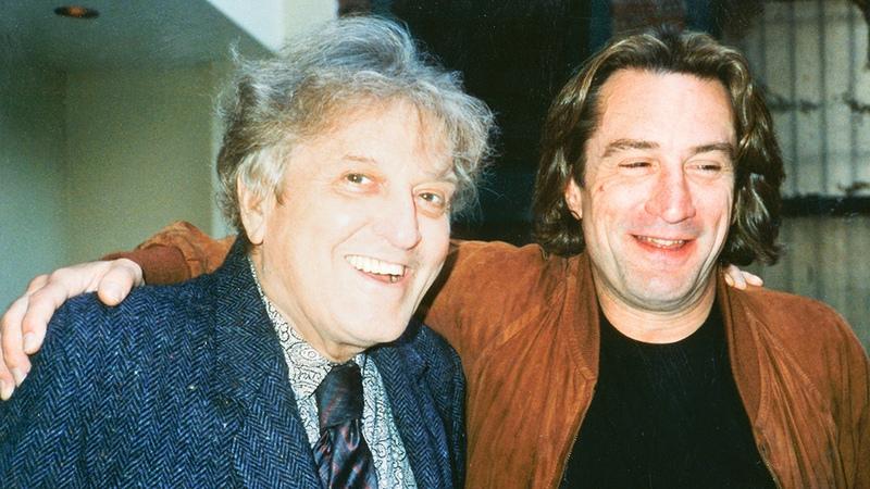 Robert De Niro's family - father Robert De Niro Sr.