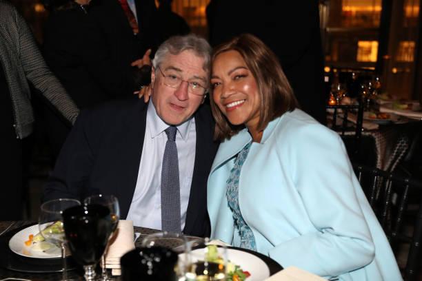Robert De Niro's family - wife Grace Hightower