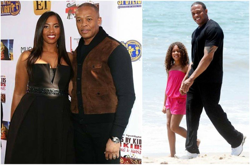 Dr Dre's children - daughter Tyra Young