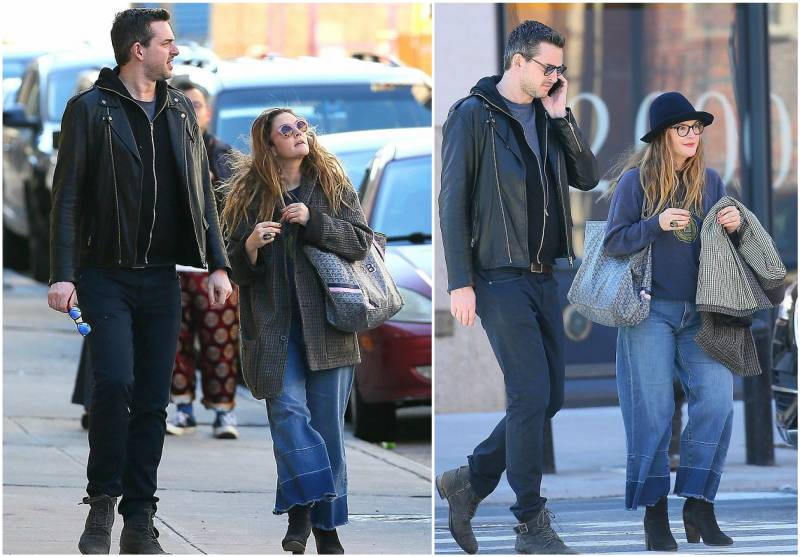 Drew Barrymore's love life - ex-boyfriend David Hutchinson