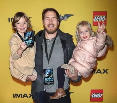 Drew Barrymore Will Kopelman's children - daughters