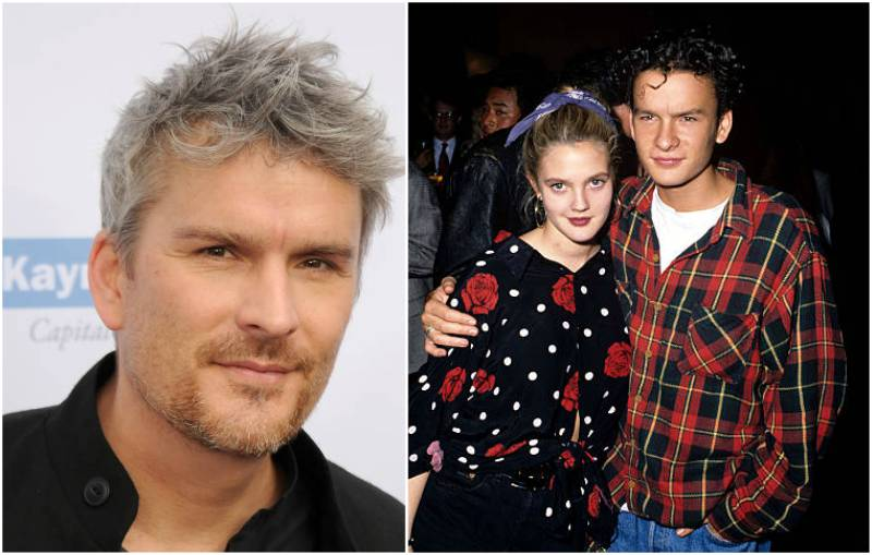 Drew Barrymore's love life - ex-boyfriend Balthazar Getty