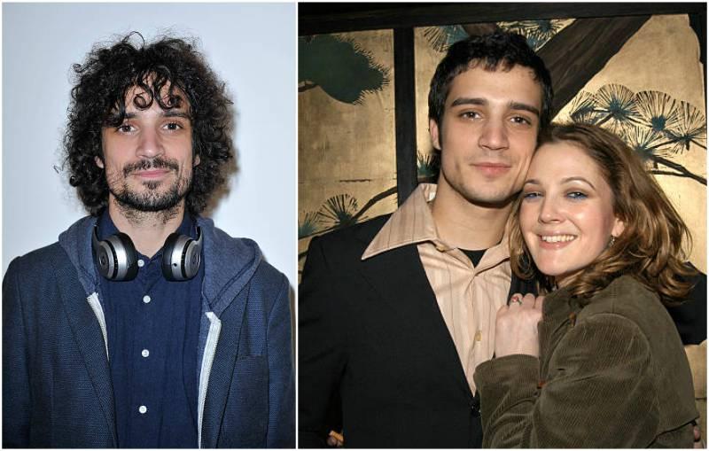 Drew Barrymore's love life - ex-boyfriend Fabrizio Moretti