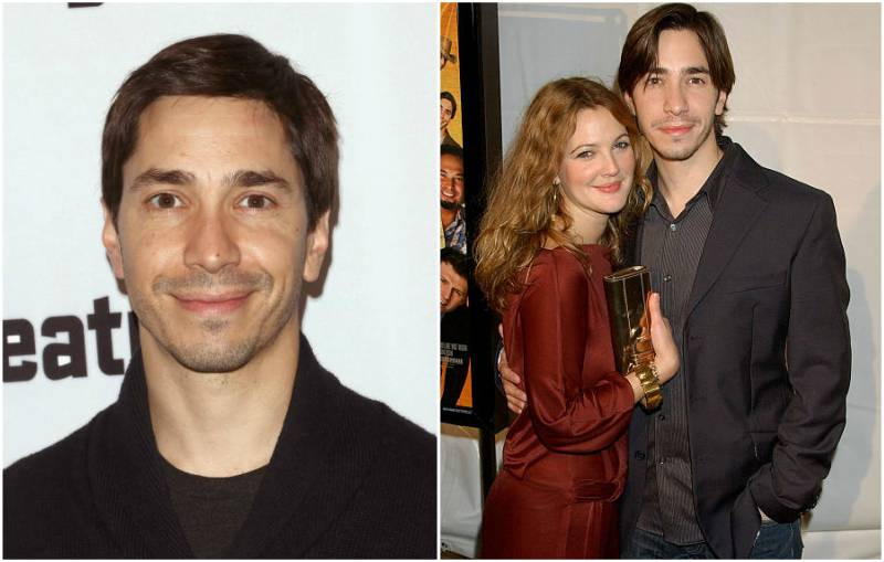 Drew Barrymore's love life - ex-boyfriend Justin Long