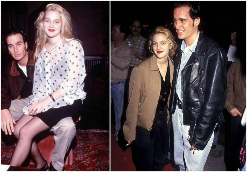 Drew Barrymore's love life - ex-boyfriend Leland Hayward III